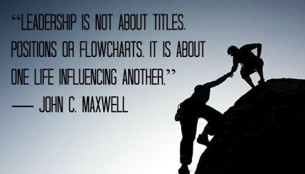 Maxwell Quote